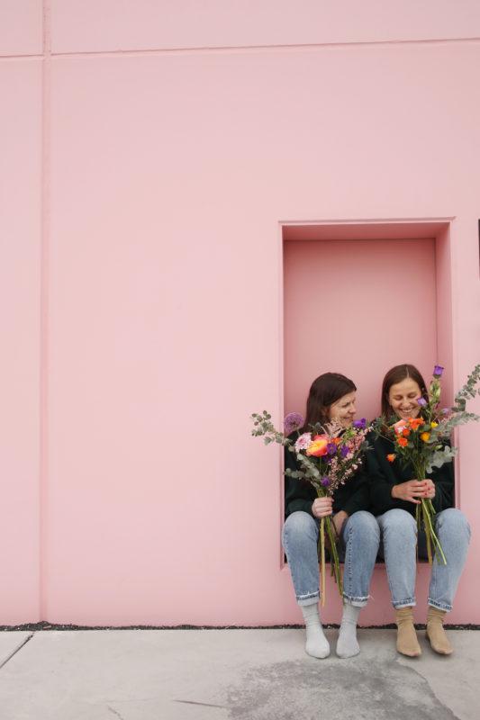 Ingeborg en Isabelle van tabula rosa