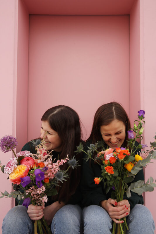 Ingeborg & Isabelle van tabula rosa